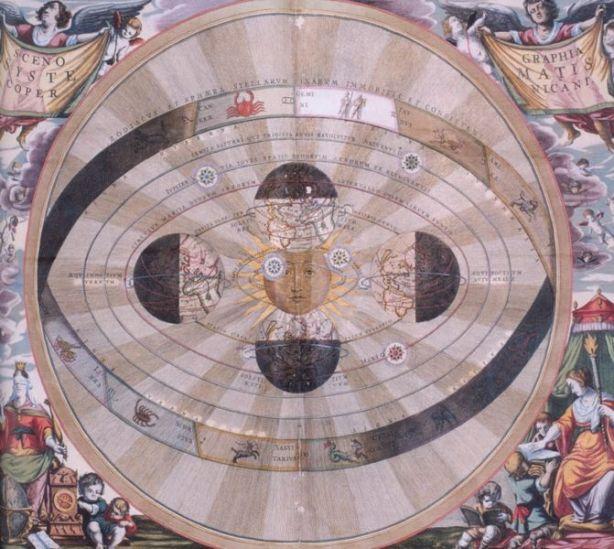El cosmos copernicano