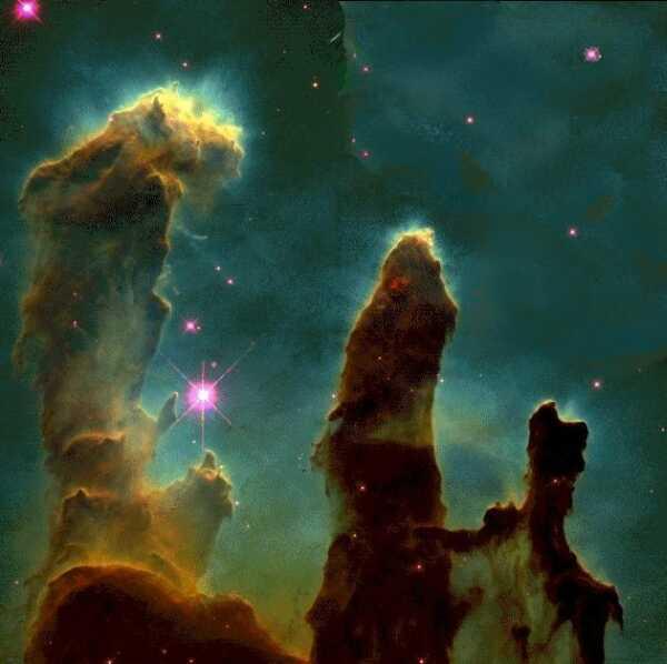 Aqui nacen las estrellas...
