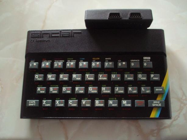 Mi viejo Zx Spectrum