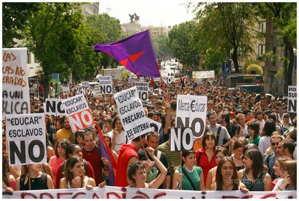 ¿Supondrá Bolonia la mercantilización de la Universidad?