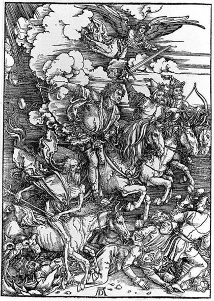 El apocalipsis según Alberto Durero