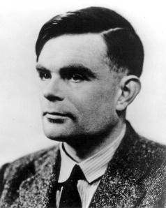 Alan Turing es uno de los padres de la informática