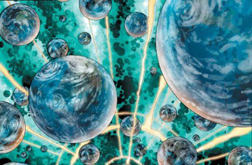 Multiverso: infinitos universos unos dentro de otros