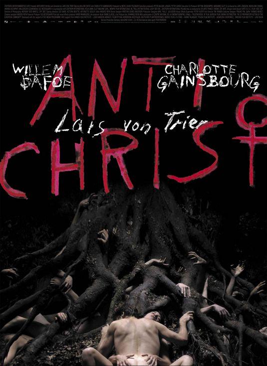 Antichrist de Lars Von Trier