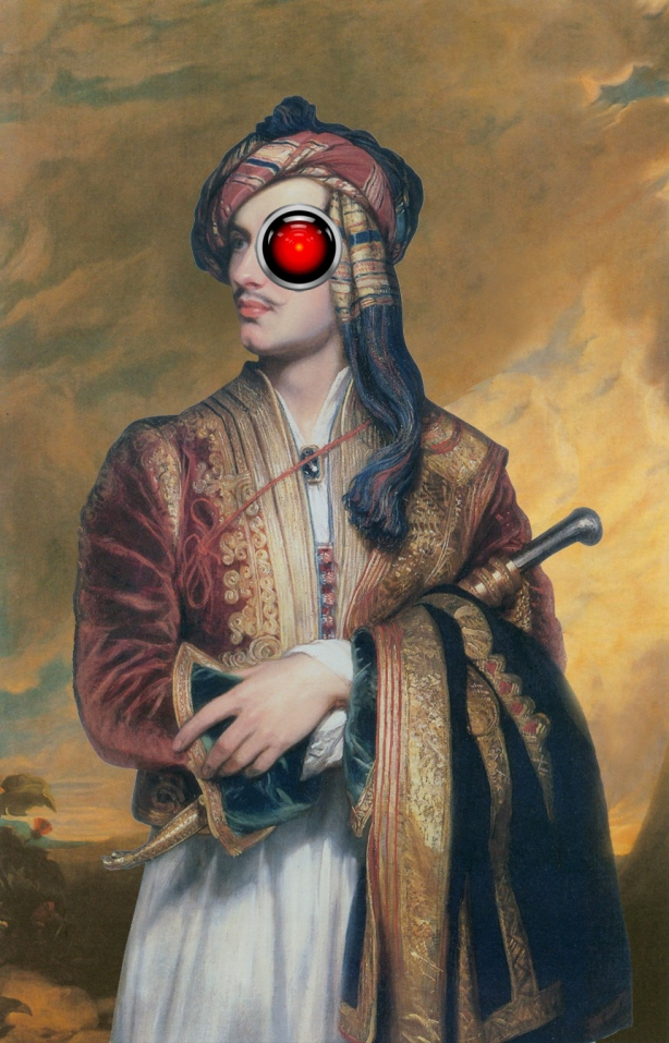 ¿Un Lord Byron mecanico?